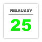 picture of february  - February 25 - JPG