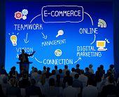 pic of e-business  - E - JPG