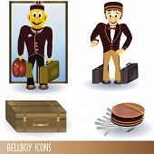 Bellboy icons