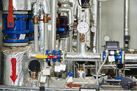 stock photo of manometer  - manometers - JPG