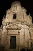 Purgatory Church. Matera. Basilicata.