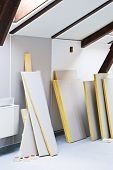 construction materials for interior renovation