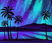 Tropical Northern Lightsgreen
