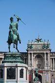 Heldenplatz, Wien