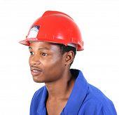 Bluecollar Worker 002