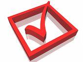 Approve Symbol