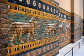 foto of babylon  - Ishtar Gate - JPG