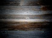 Worn Antique Wood Boards Background