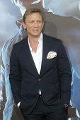 SAN DIEGO, CA - JULY 23: Daniel Craig arrives at the world premiere of