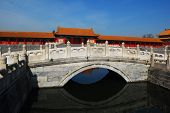 Bridge In The Forbidden City