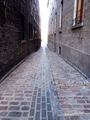 Historic Brick Path poster