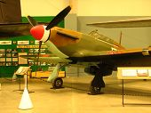 This is a Hawker Hurricane MK II the