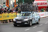 Pro Cycling Vehicle