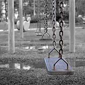Swings, Children