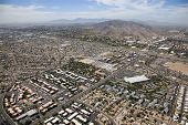 Interstate 10 And South Mountain