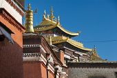Monastery Roofs