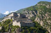 Festung von Bard (Aosta, Italien)