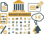 grand business. vector