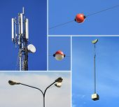 Collage Of Telecommunications Electricity And Building Industries