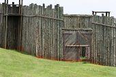 Civil War Era Stockade