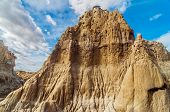 Desert Rock Formation