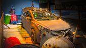 2013 Hyundai Elantra Coupe Ze Zombie Survival Machine