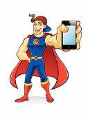 Superhero Gadget