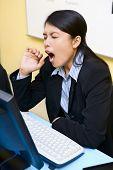 Yawn Or Pain?