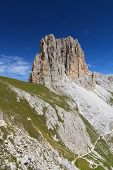Sforcella pico - grupo Catinaccio