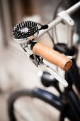 Bicycle bell.