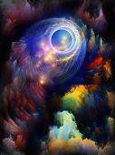Glow Of Fractal Dreams