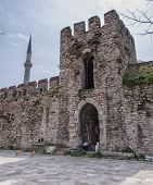 Istanbul City Wall
