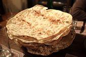 Dried Flat Bread Khash
