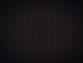 Abstract metallic black background