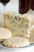 Stilton Cheese And Wine
