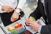 Manager Clashing With Worker About Lunch Time