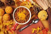 Chili And Cornbread Muffins
