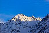 Mountains - Ski Resort Solden Austria