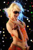 Постер, плакат: Красивые девушки танцуют