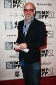 NEW YORK-OCT 12: Singer Michael Stipe attends