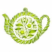 Decorative Ornament Teapot