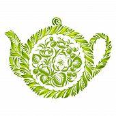 Decorative Ornament Teapot