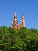 Holy Hill Vertical