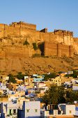 Mehrangarh Fort, Jodphur, India