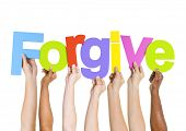 picture of forgiveness  - Multi - JPG