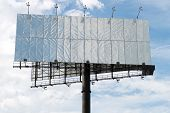 Blank Giant Billboard