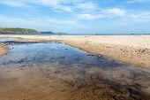 Freshwater East Beach, Pembrokeshire, Wales