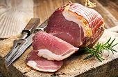 smoked ham