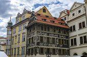 Old Building In Prague
