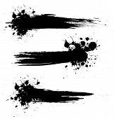 Grunge Lines Banner
